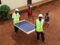 Bambouti Solar Panel